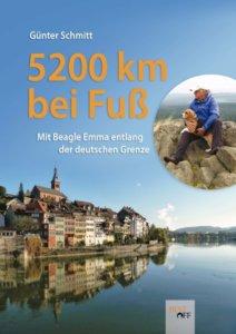 5200 bei Fuß - Buch Deutschlandumrundung