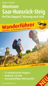 Abenteuer Saar-Hunsrück-Steig Buch
