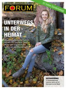 Sonderbeilagen im FORUM Magazin Heimatverführer Günter Schmitt